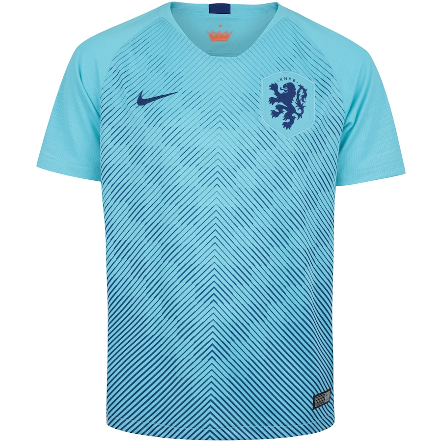 Camisa Holanda II 2018 Nike - Infantil b311aa4bac233