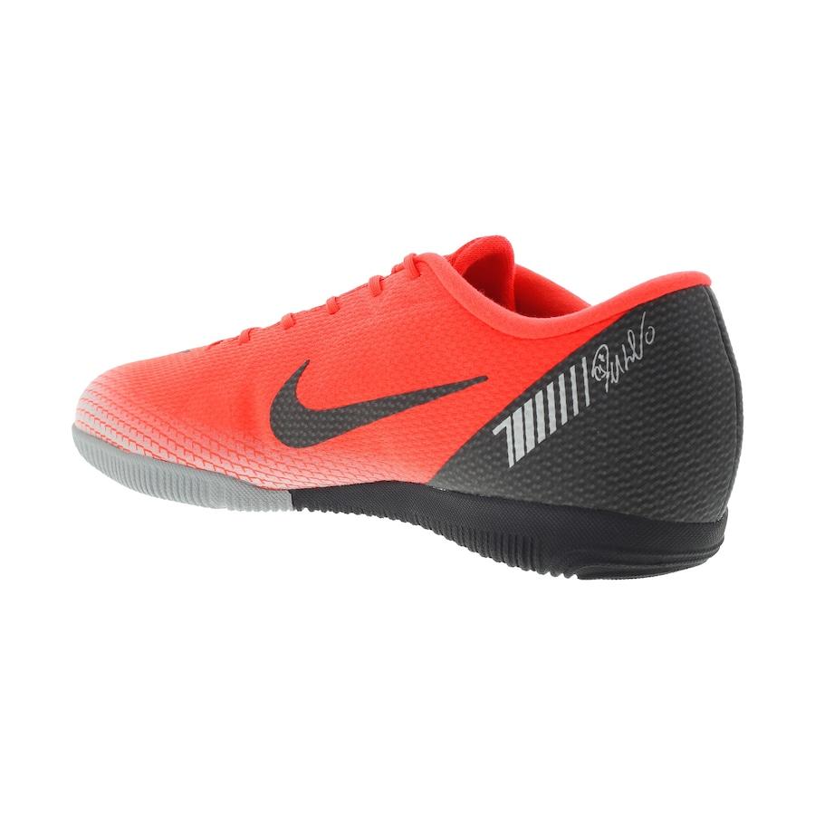 d89c1f5963 Chuteira Futsal Nike Mercurial Vapor X 12 Academy CR7 IC - Adulto