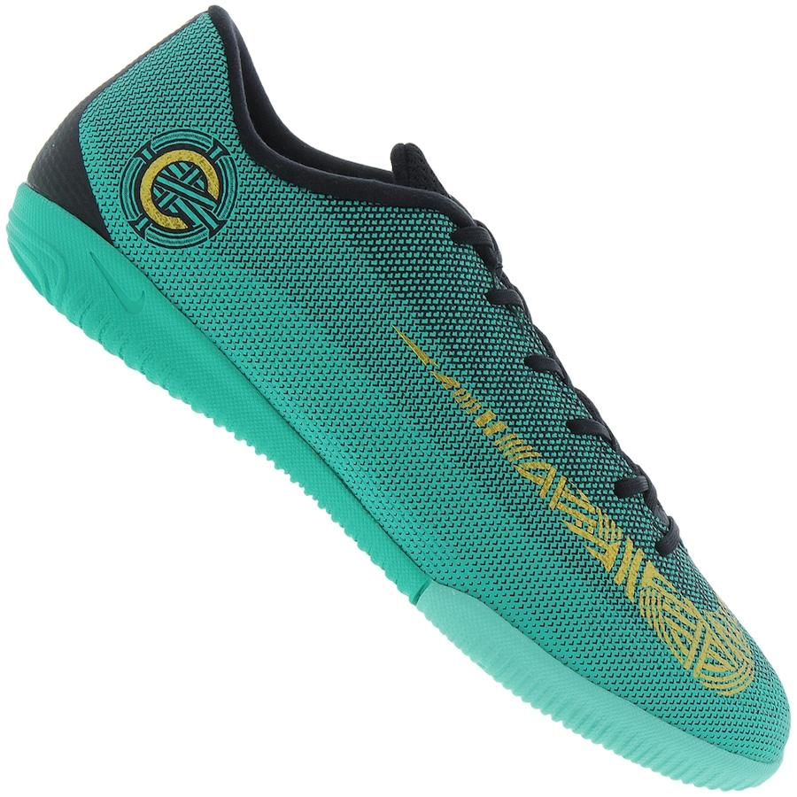 Chuteira Futsal Nike Mercurial Vapor X 12 Academy CR7 IC - Adulto 6dce8d1a892a9
