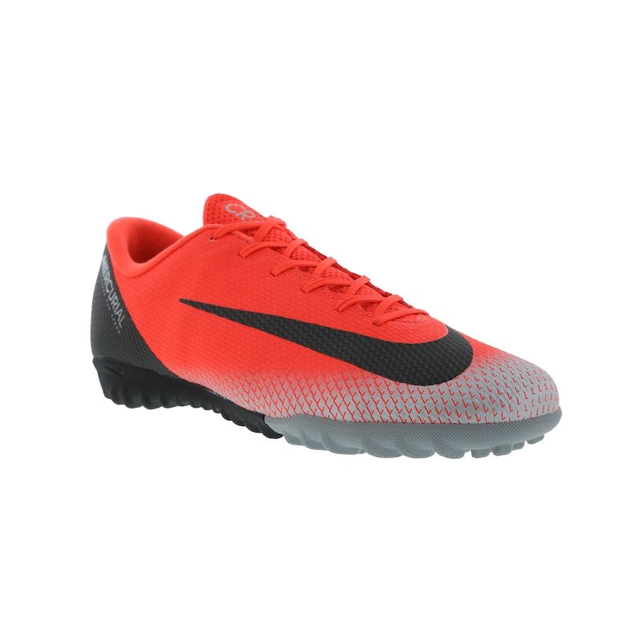 3401247b36 Chuteira Society Nike Mercurial Vapor X 12 Academy CR7 TF - Adulto
