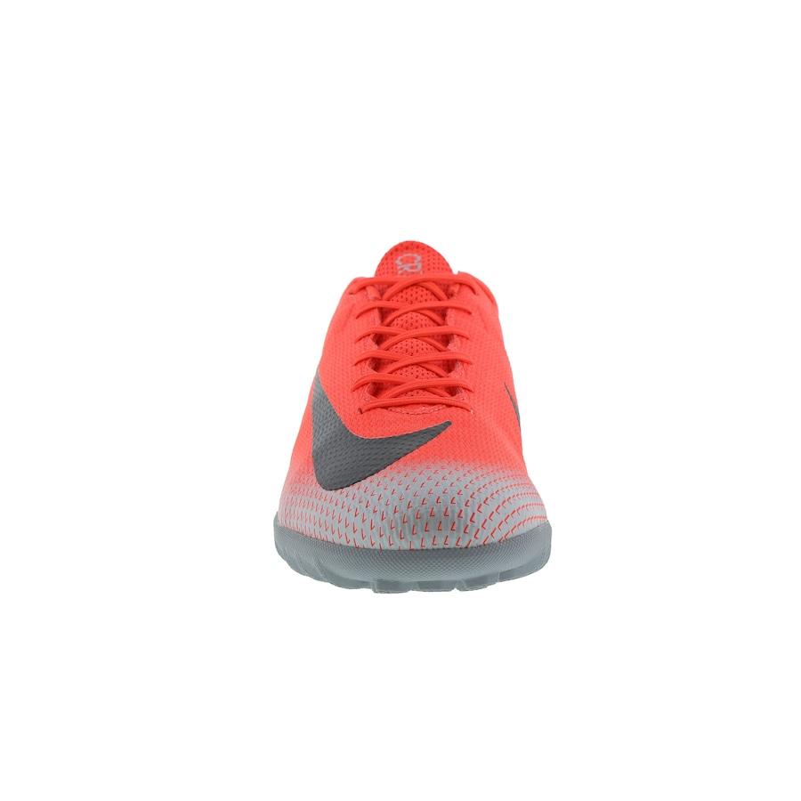 eaa7935cfde0e Chuteira Society Nike Mercurial Vapor X 12 Academy CR7 TF - Adulto