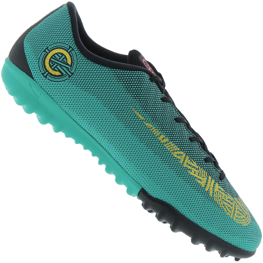 best loved b8f3c 1d609 ... cheap chuteira society nike mercurial vapor x 12 academy cr7 tf adulto  09f61 7215d