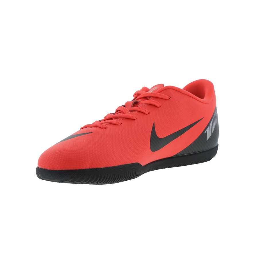 fc0676e134 ... Chuteira Futsal Nike Mercurial Vapor X 12 Club CR7 IC - Adulto ...
