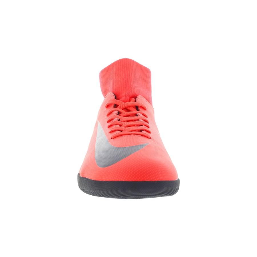 88c75ebae9 Chuteira Futsal Nike Mercurial Superfly X 6 Club CR7 IC - Adulto