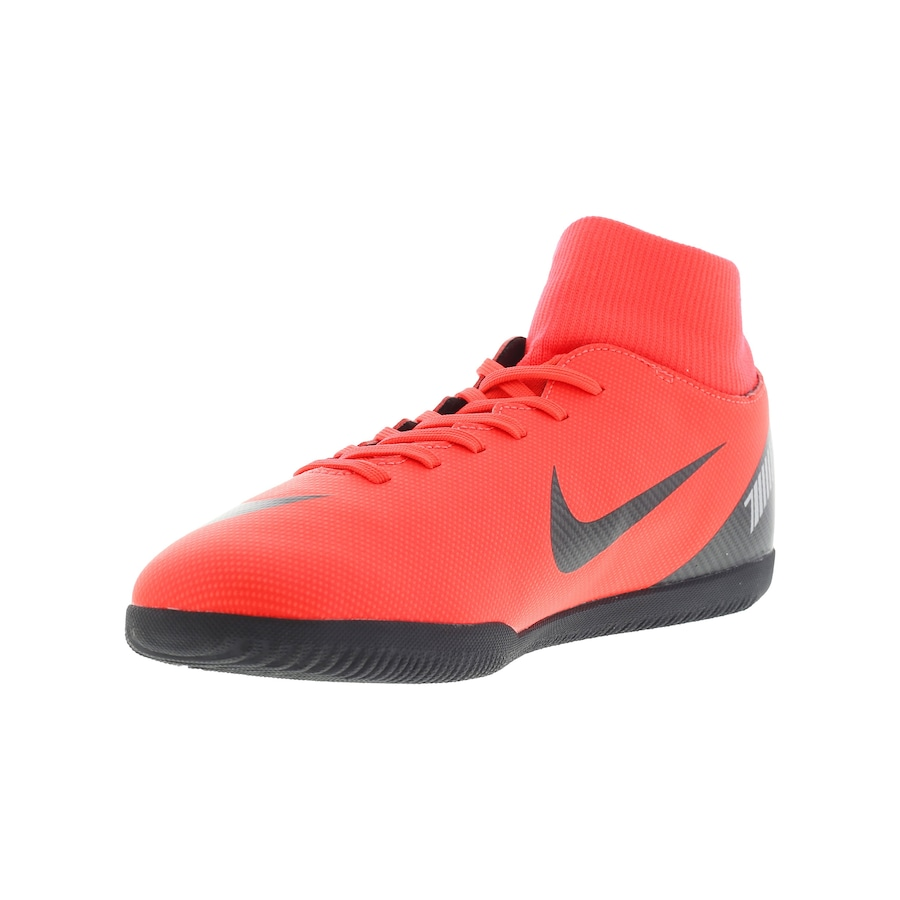 4fca39df73be0 Chuteira Futsal Nike Mercurial Superfly X 6 Club CR7 IC - Adulto