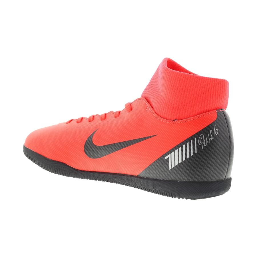 Chuteira Futsal Nike Mercurial Superfly X 6 Club CR7 IC - Adulto 2c481a0915922