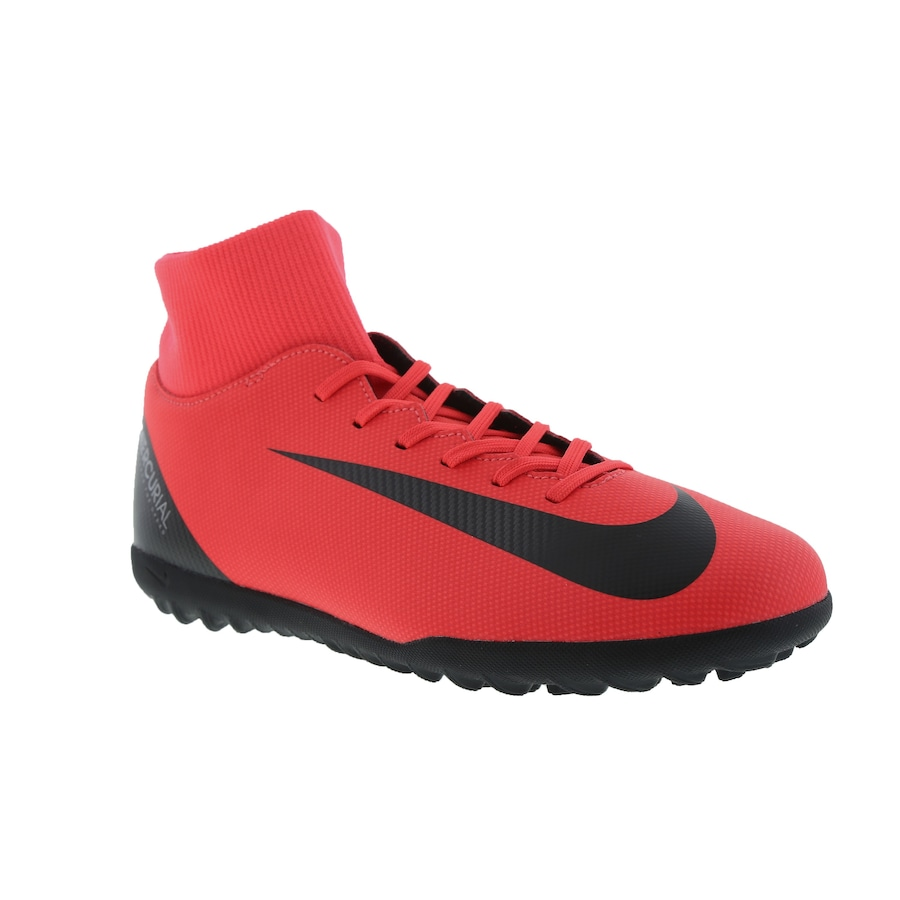 dd33b1e457945 Chuteira Society Nike Superfly X 6 Club CR7 TF - Adulto