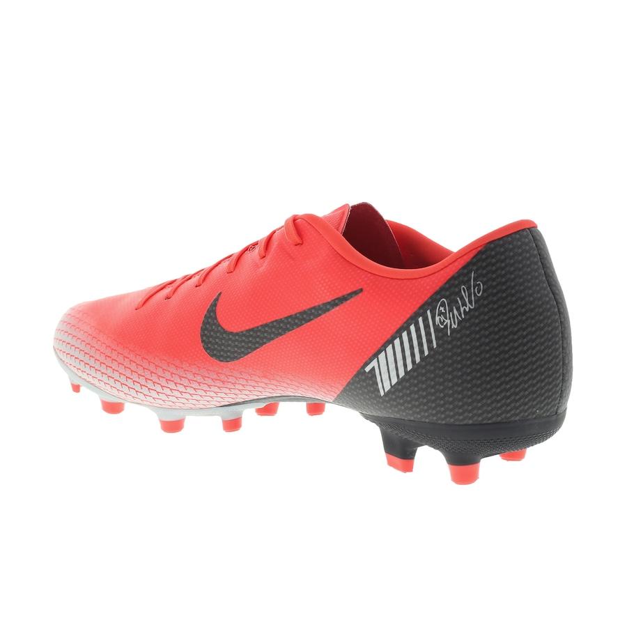 88d1ac338202c Chuteira de Campo Nike Mercurial Vapor 12 Academy CR7 MG - Adulto -  Flamengo Loja