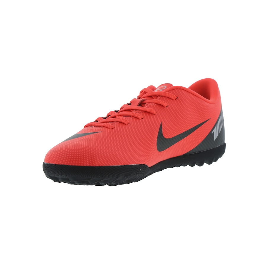 bd2614e6fb Chuteira Society Nike Mercurial Vapor X 12 Club CR7 TF - Adulto