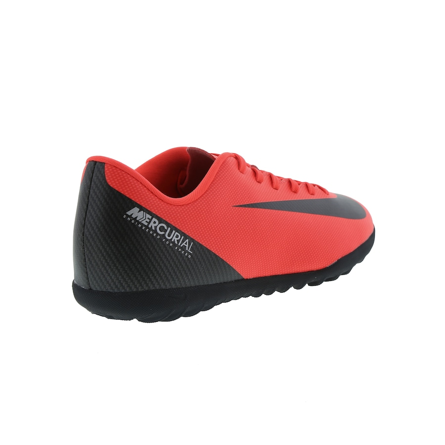 471565f6ef Chuteira Society Nike Mercurial Vapor X 12 Club CR7 TF - Adulto