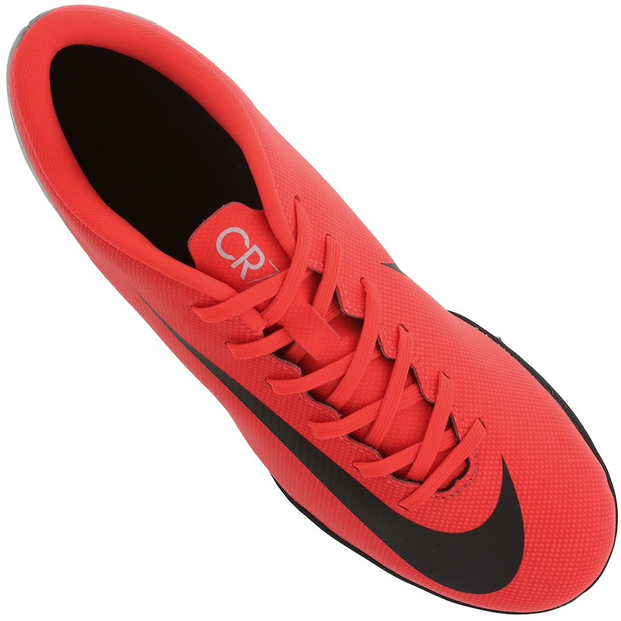 9397ec76b4 Chuteira Society Nike Mercurial Vapor X 12 Club CR7 TF - Adulto
