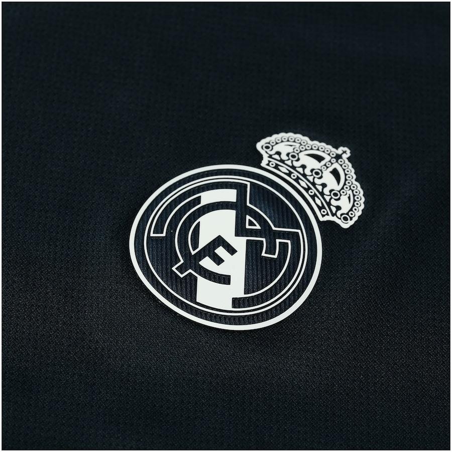 a98f2ea3fbe1a Camisa Real Madrid II 18 19 adidas - Infantil