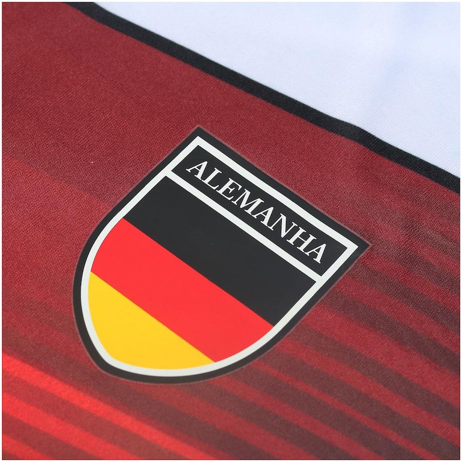 Camisa Alemanha Retrô Lotto - Masculina 3bee0d9331f48