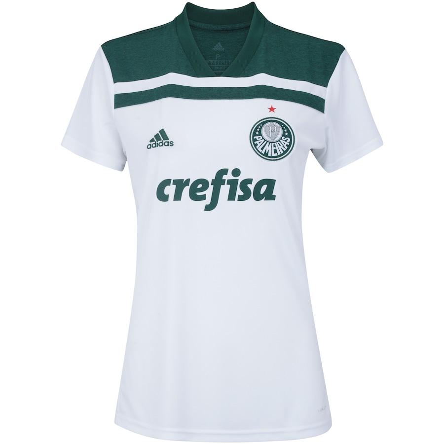 Camisa do Palmeiras II 2018 adidas - Feminina 7bf4cec5f4b1d