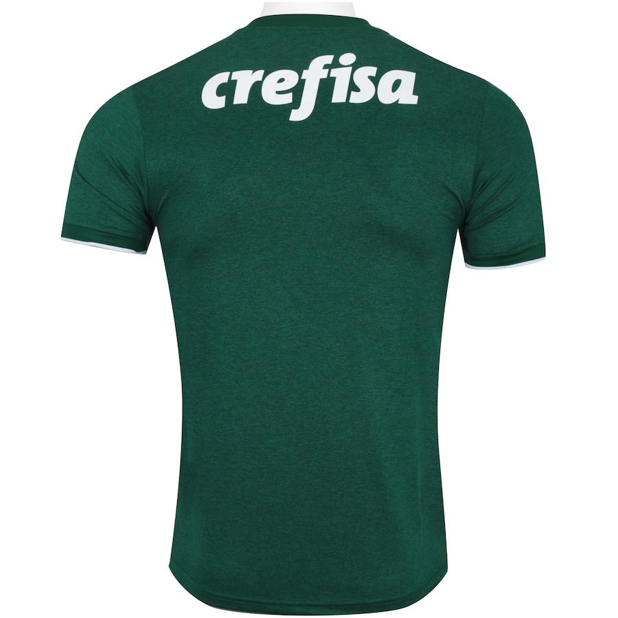 Camisa do Palmeiras I 2018 adidas - Masculina 1ec146e33bf09