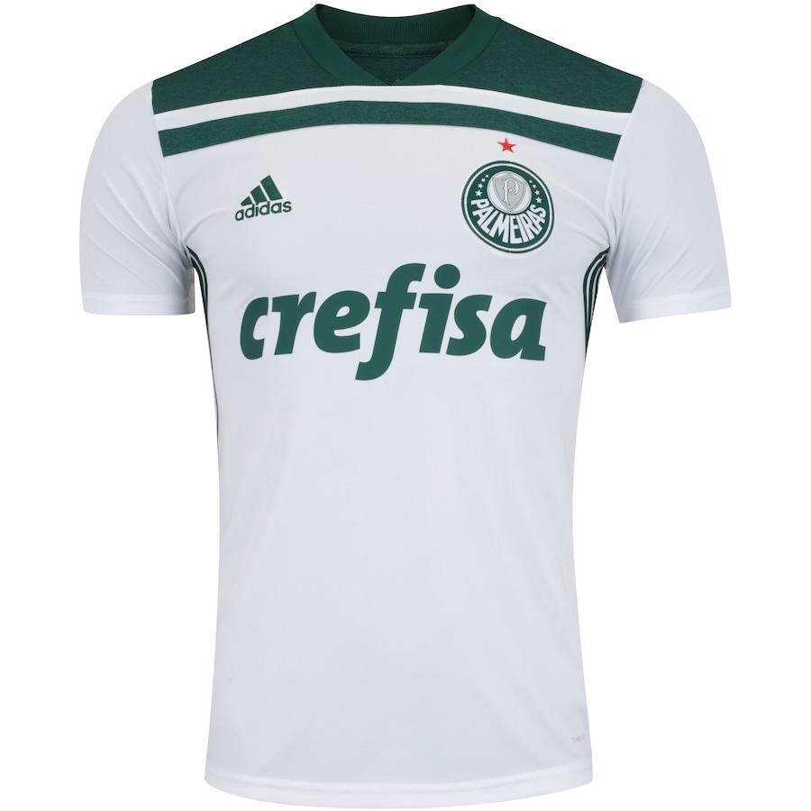 Camisa do Palmeiras II 2018 adidas - Masculina ed12b4126b238