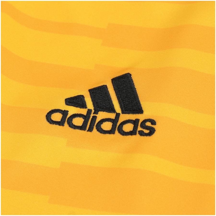 e75392d732 Camisa de Goleiro do Flamengo I 2018 adidas - Masculina