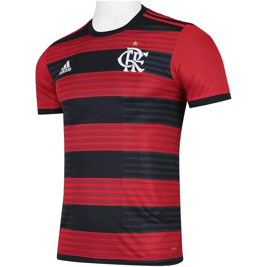 Camisa do Flamengo I 2018 adidas - Masculina b2adaba84be56