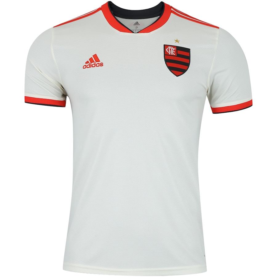 Camisa do Flamengo II 2018 adidas - Masculina c814d27543c94
