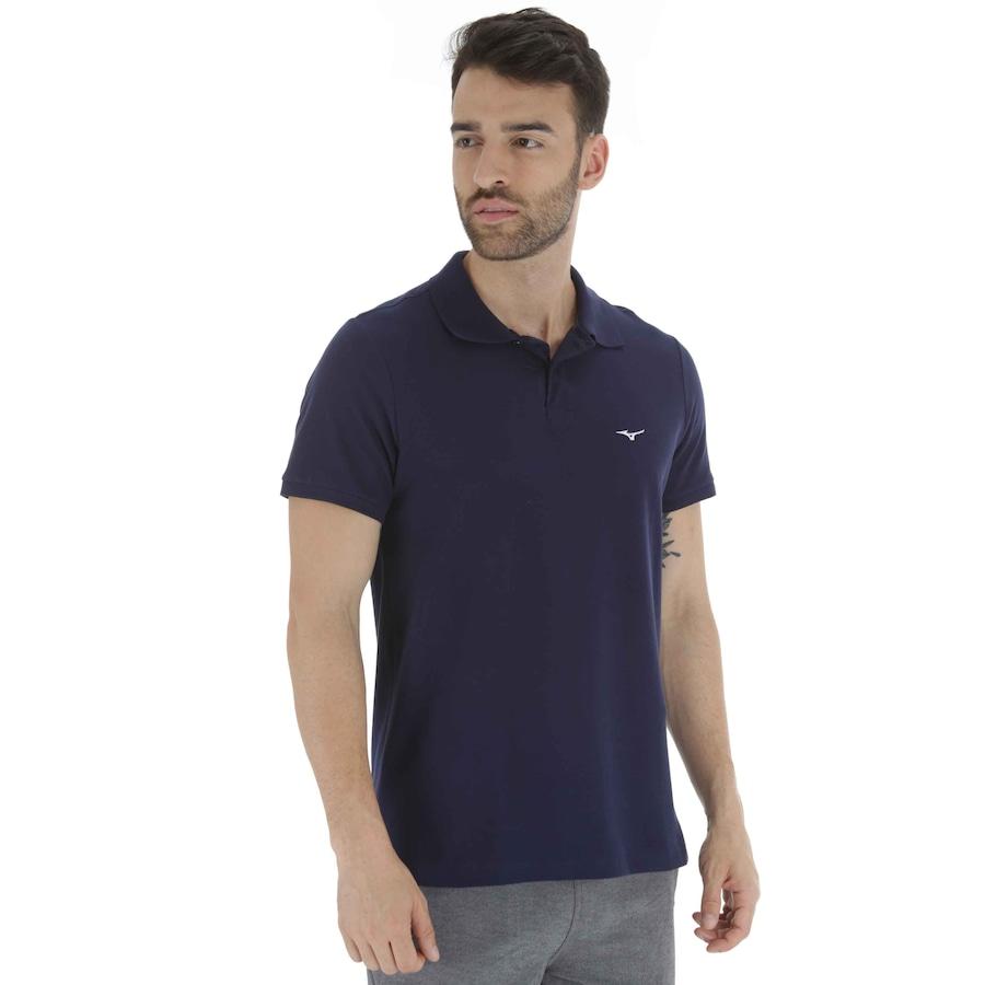 edb4b170f6 Camisa Polo Mizuno Rory New - Masculina