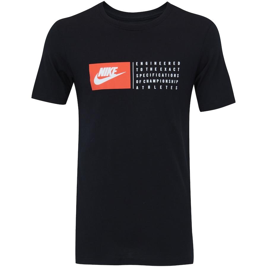 85ab276eb8a Camiseta Nike Verbiage 1 - Masculina