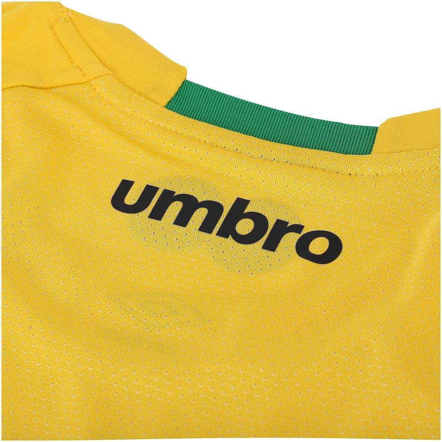 Camisa de Goleiro da Chapecoense I 2018 Umbro - Masculina 03d1d6f4dddfe