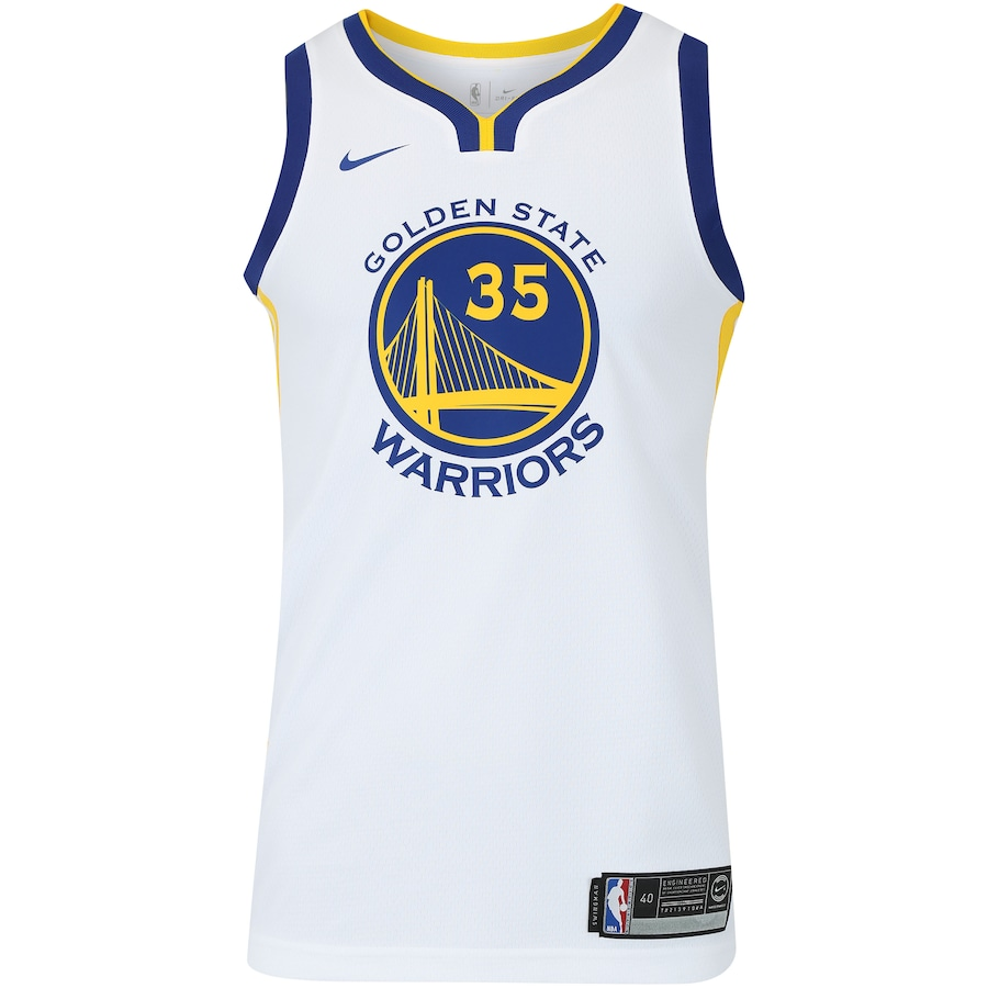 a7d91bb13 Camisa Regata Nike NBA Golden State Warriors Kevin Durant 35 - Masculina