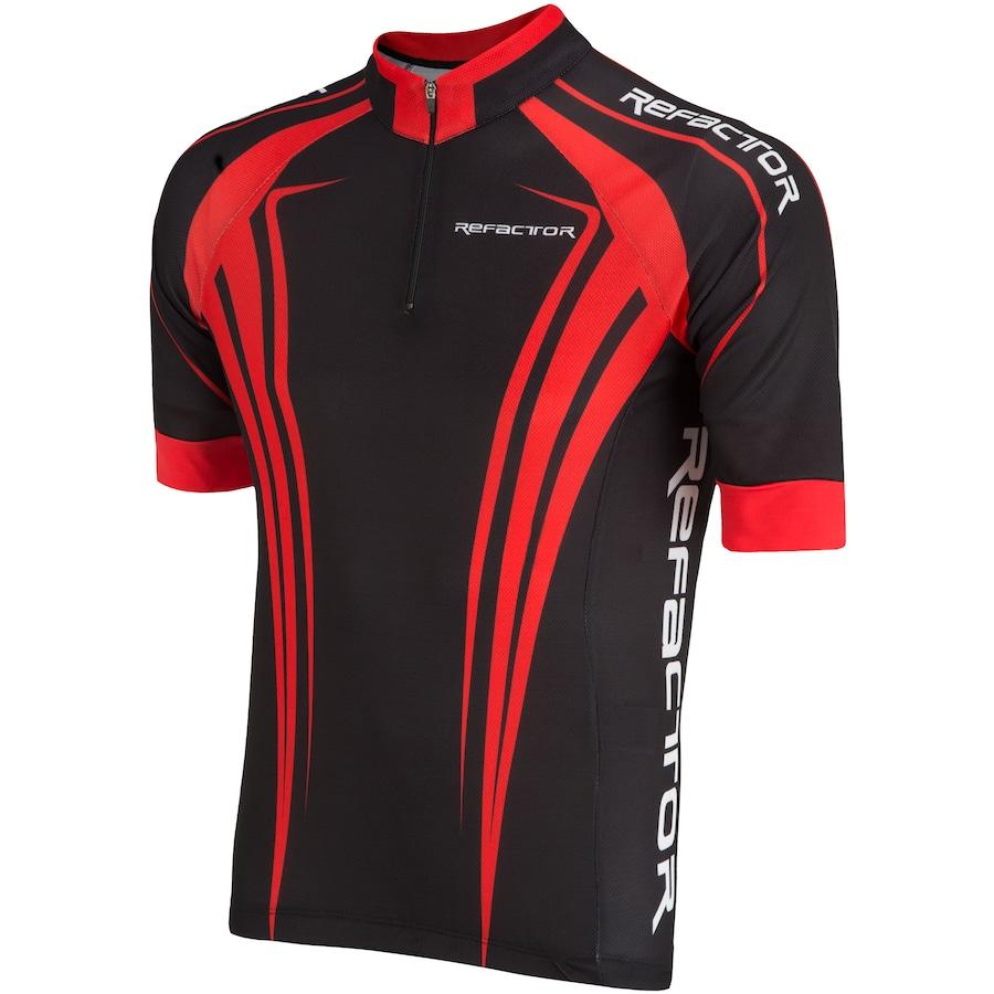 b5753c394 Camisa de Ciclismo com Proteção Solar UV Refactor Logan - Masculina