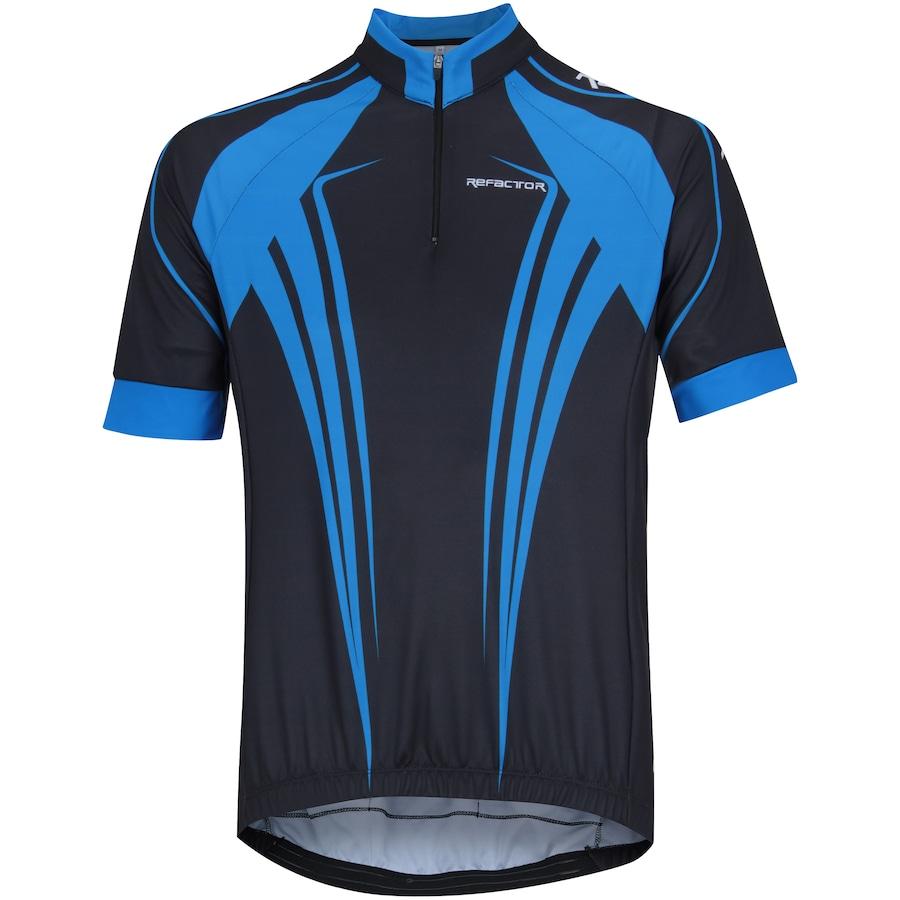 Camisa de Ciclismo com Proteção Solar UV Refactor Logan - Masculina 1cb4885c2f97c