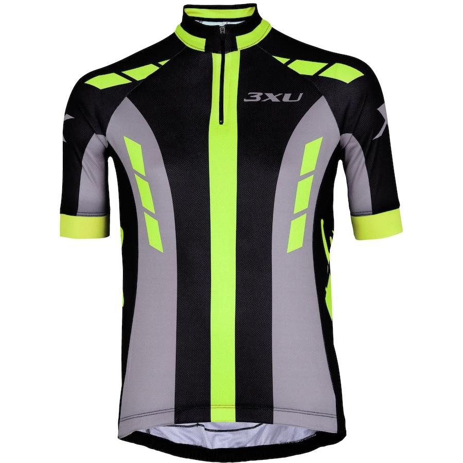 Camisa de Ciclismo com Proteção Solar UV Refactor 3XU Prime - Masculina 0bb9f097196