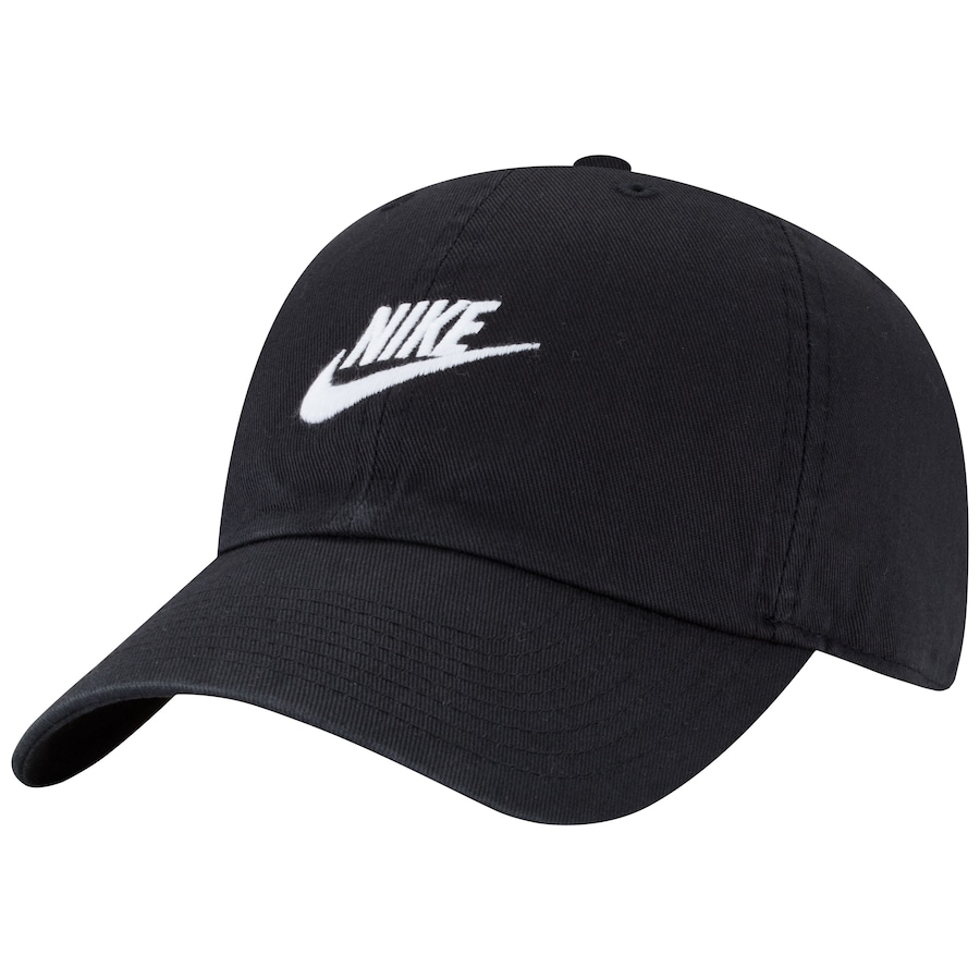 Boné Aba Curva Nike Sportswear H86 Futura Washed - Strapback - Adulto 825f6f813af