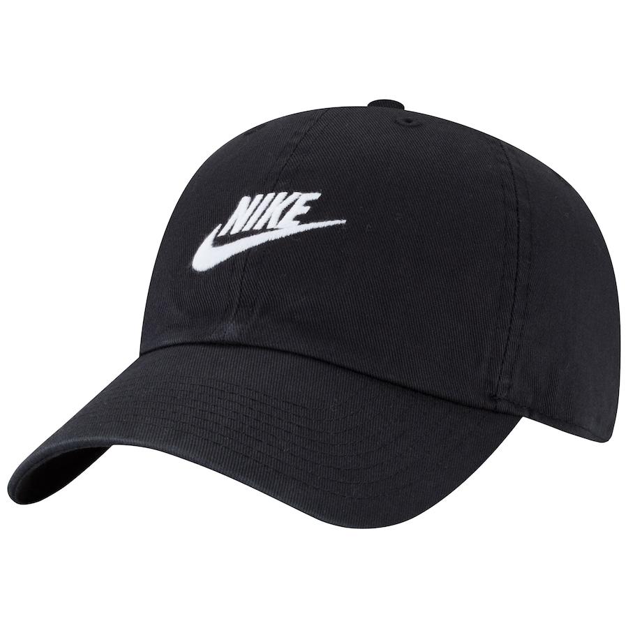 Boné Aba Curva Nike Sportswear H86 Futura Washed - Strapback - Adulto c14dbe92554cc
