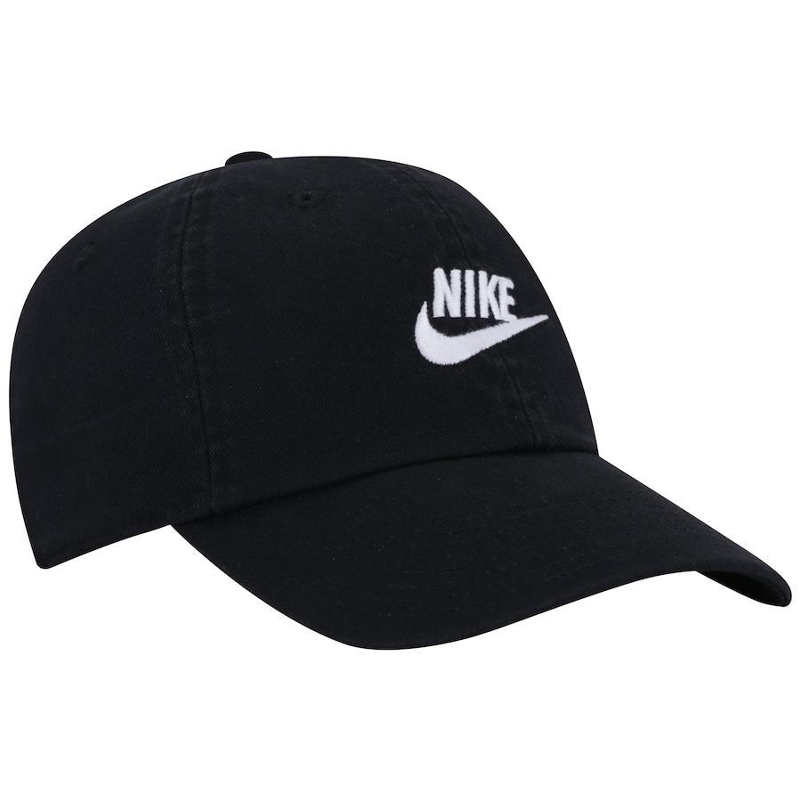 Boné Aba Curva Nike Sportswear H86 Futura Washed - Strapback - Adulto c2133ff73d6
