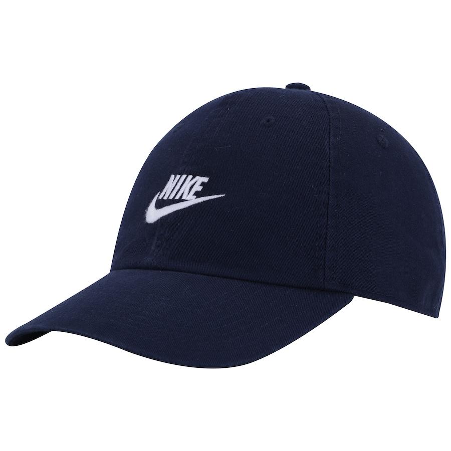 ... Boné Aba Curva Nike Sportswear H86 Futura Washed - Strapback - Adulto.  Imagem ampliada  Passe o mouse para ver a imagem ampliada d7ae320ec44