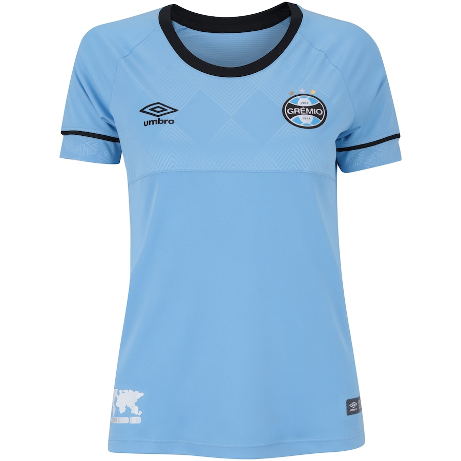 654325d904 Camisa do Grêmio Nations Charrua Umbro - Feminina