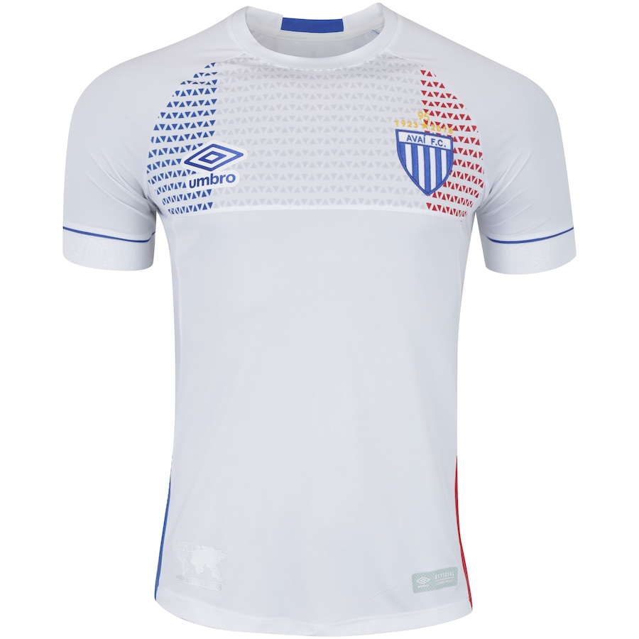 Camisa do Avaí Nations Lion Bleu Umbro - Masculina d32d0a32f37f9