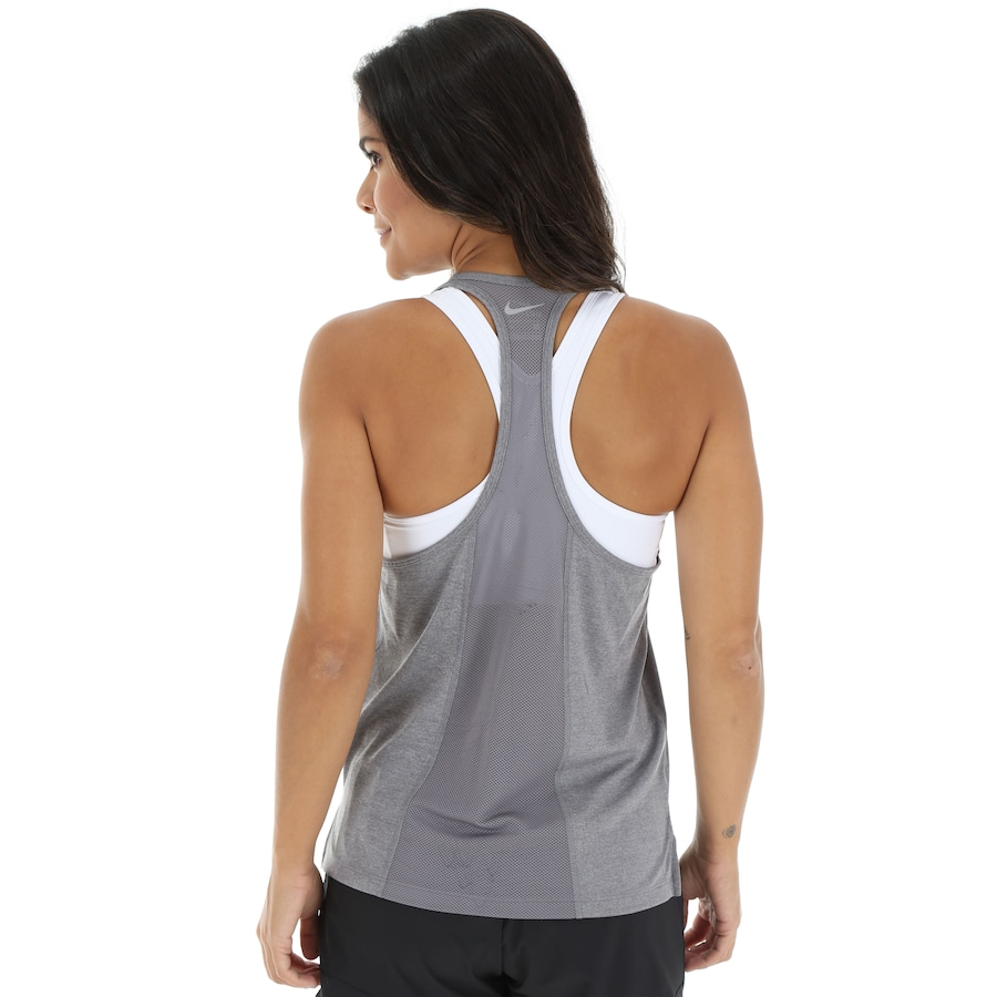 232e377dc9132 Camiseta Regata Nike Miler Racer - Feminina