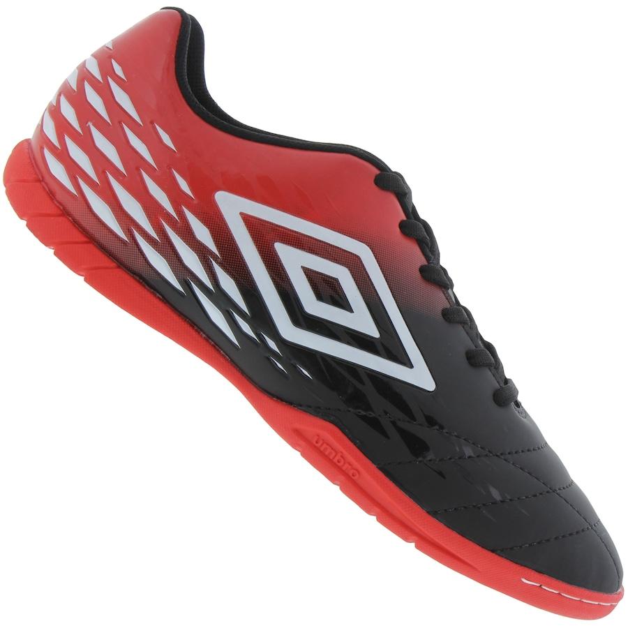 544ead2d68 Chuteira Futsal Umbro Fifty II IC - Adulto - Flamengo Loja