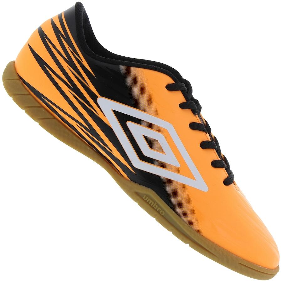 Chuteira Futsal Umbro Hit IC - Adulto ab4412387ce0c