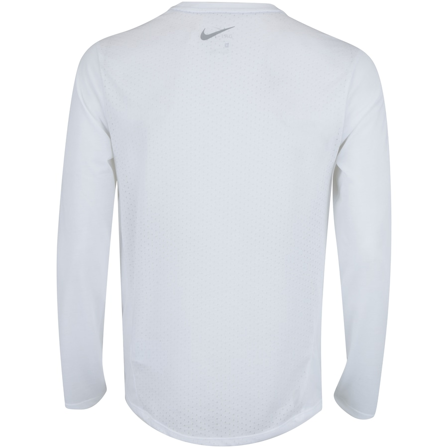 Camiseta Manga Longa Nike Breathe Rise 365 - Masculina f0a346722ef0b