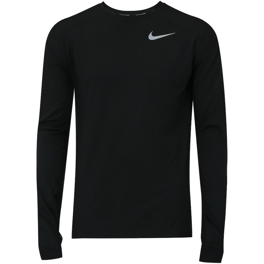 2f2fb360ce Camiseta Manga Longa Nike Dry Element Crew - Masculina