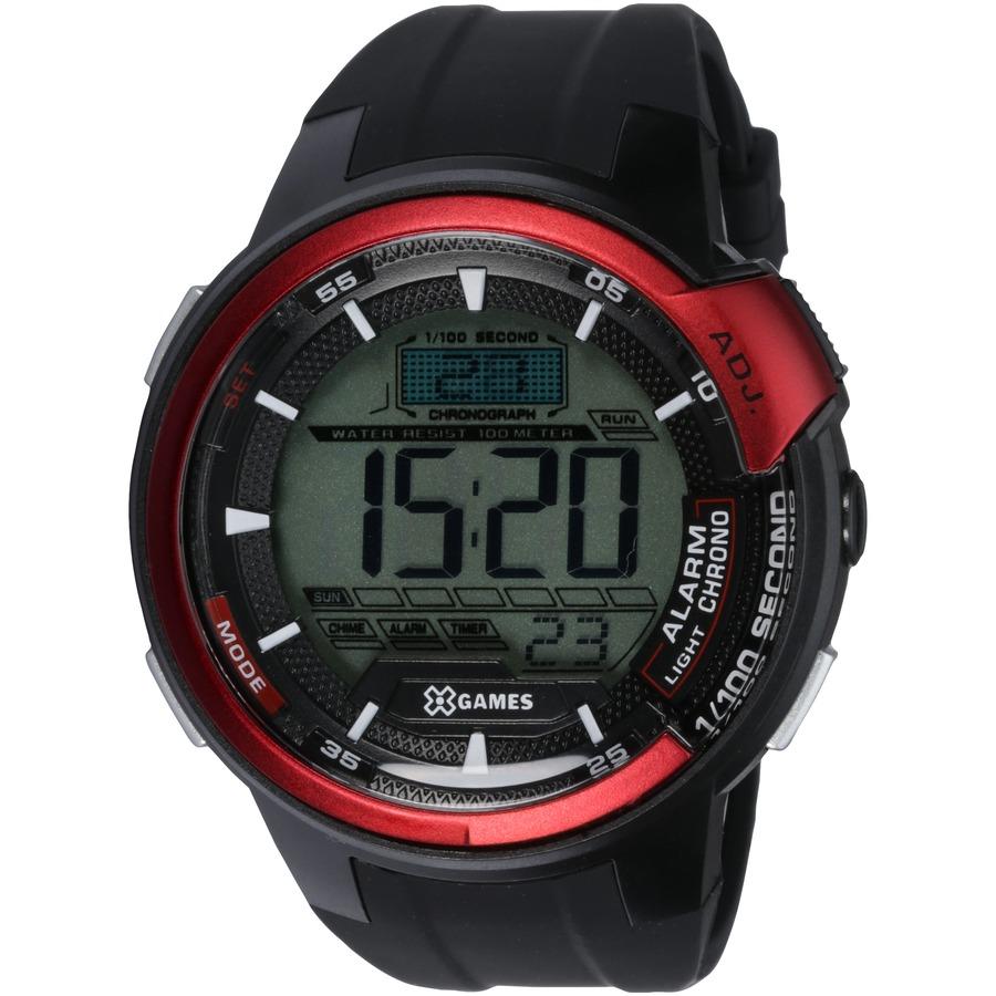 0dcaa8a614d15 Relógio Digital X Games XMPPD482 - Masculino