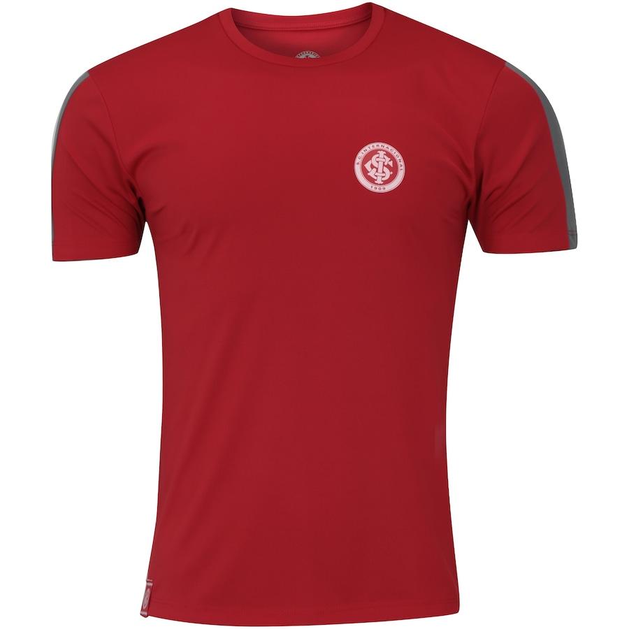 Camiseta do Internacional Faixa Meltex - Masculina adf47139b0dae