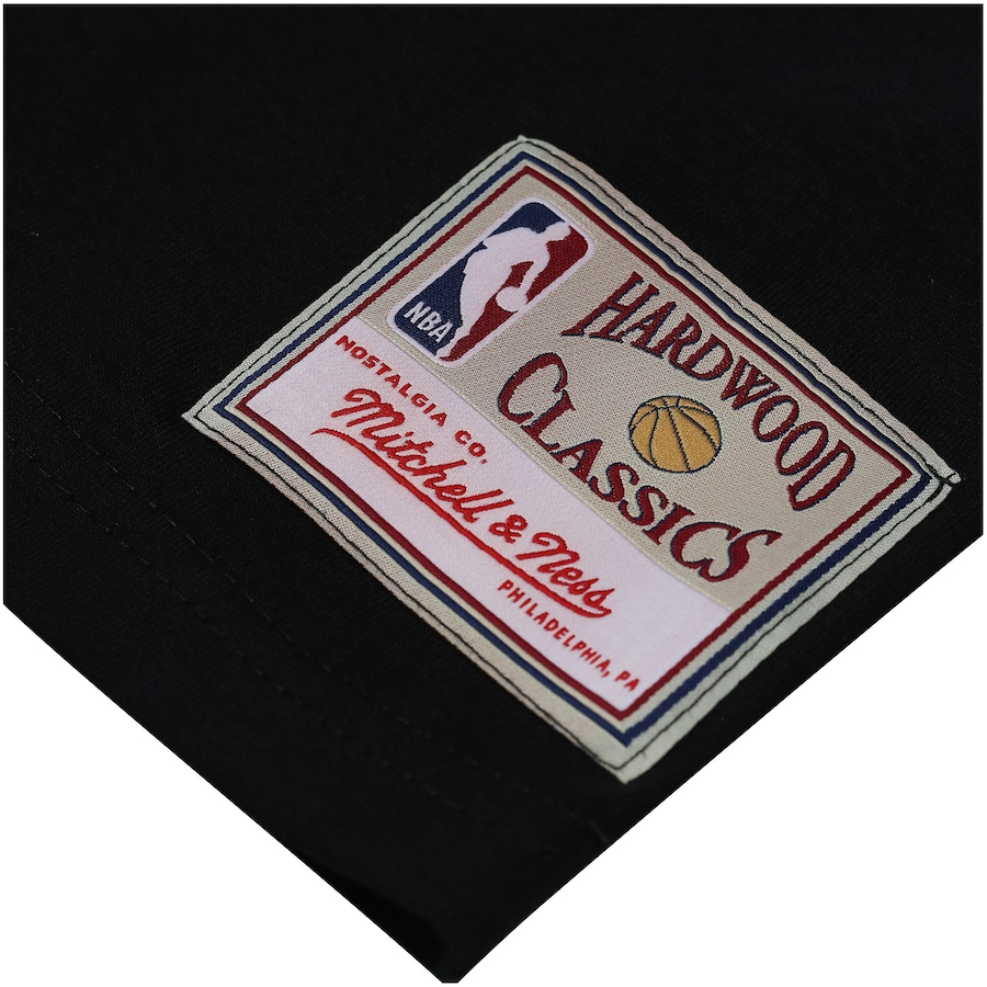 Camiseta Mitchell   Ness Philadelphia 76ers Number Invers - Masculina 8f23a0914e68d