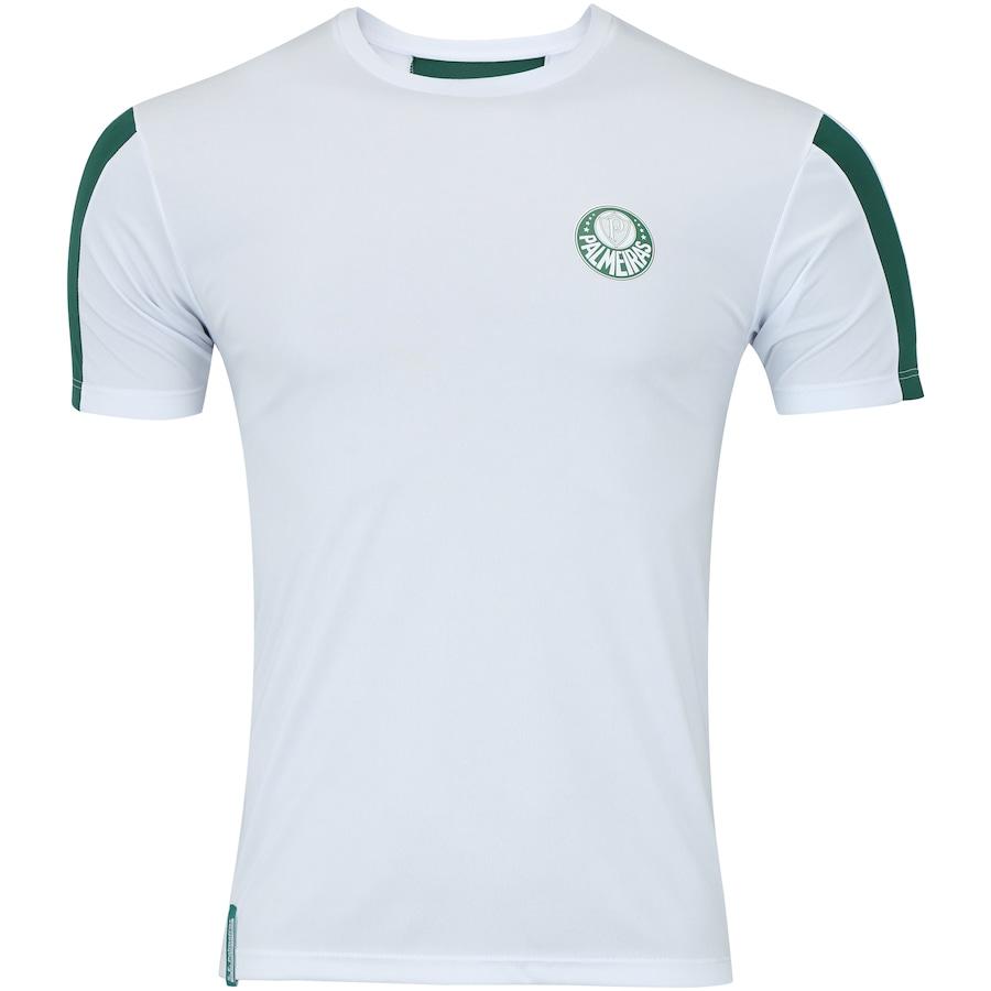 Camiseta do Palmeiras Recorte Meltex - Masculina ea32ac1ae7135