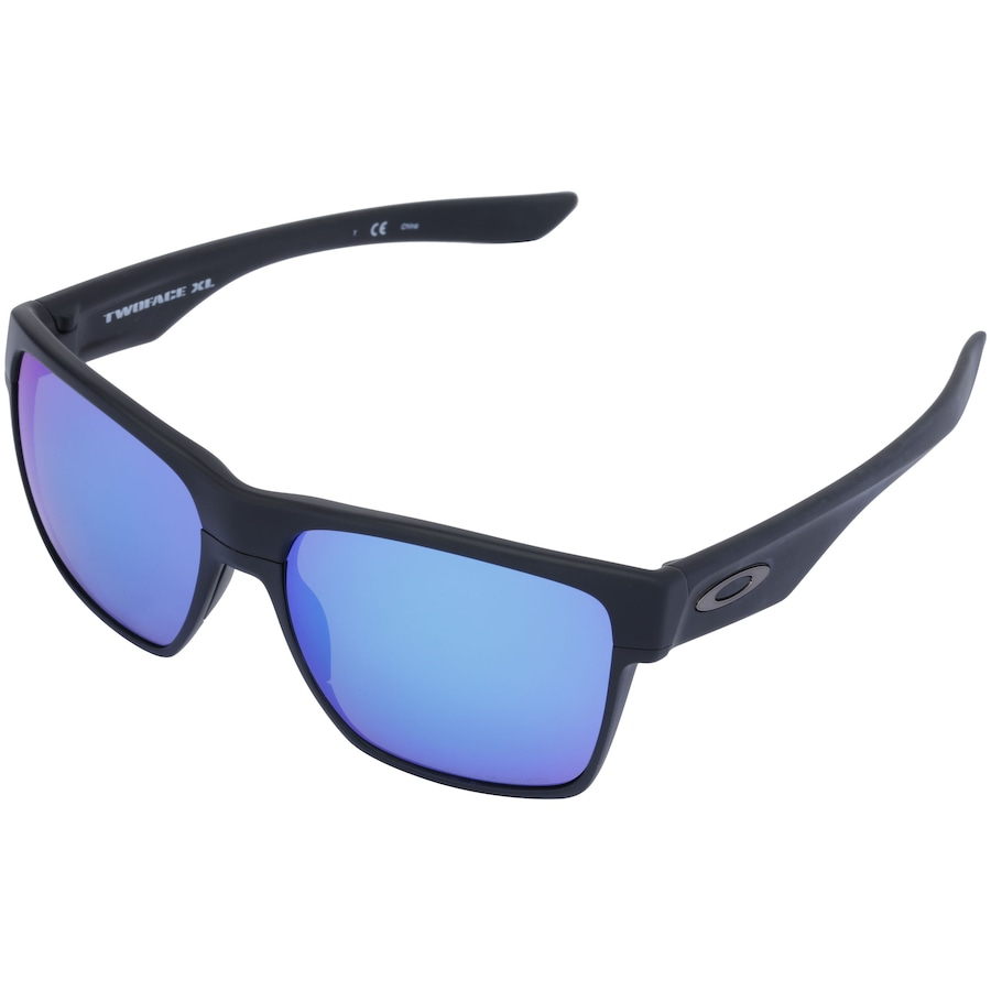 b9f8fc4bebdd2 Óculos de Sol Oakley Twoface XL Iridium Polarizado - Unissex