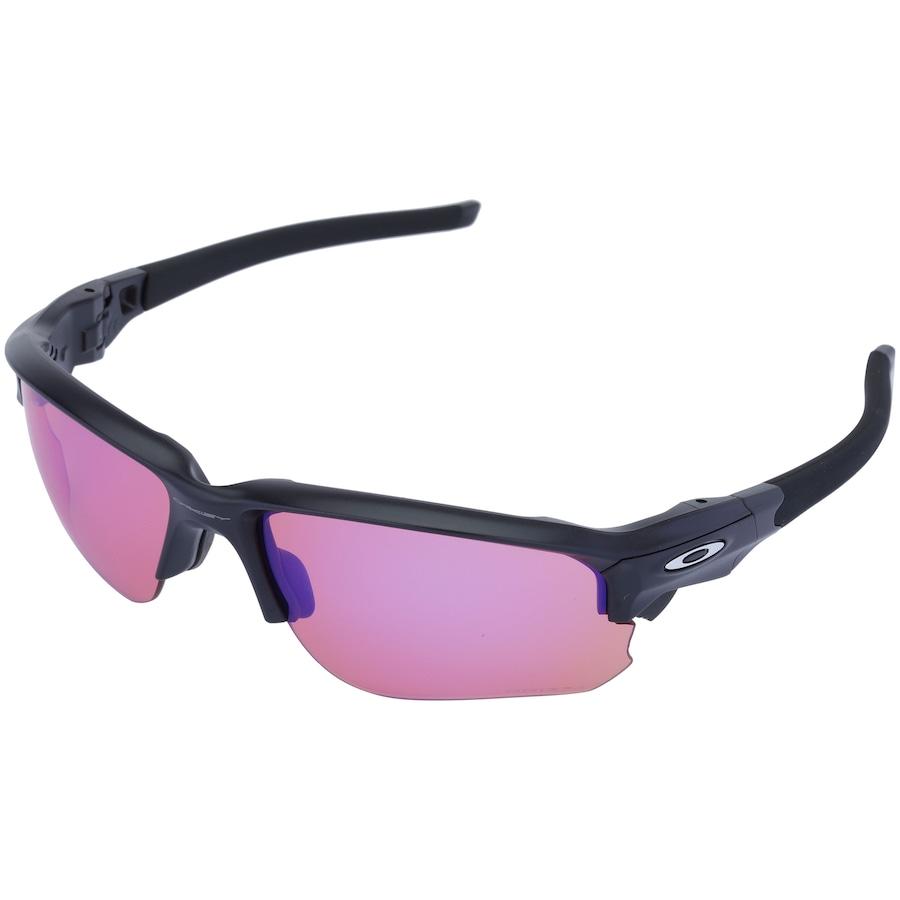da9a89115b1d2 Óculos de Sol Oakley Flak Draft Prizm - Unissex