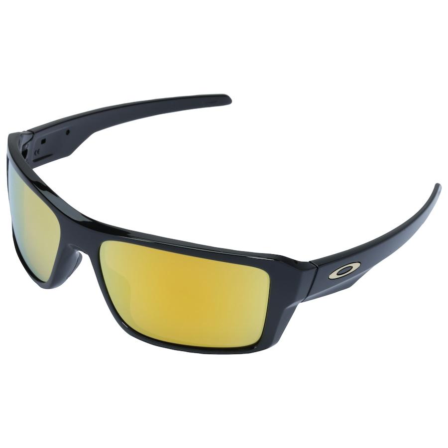 Óculos de Sol Oakley Double Edge Iridium - Unissex c81a833e01