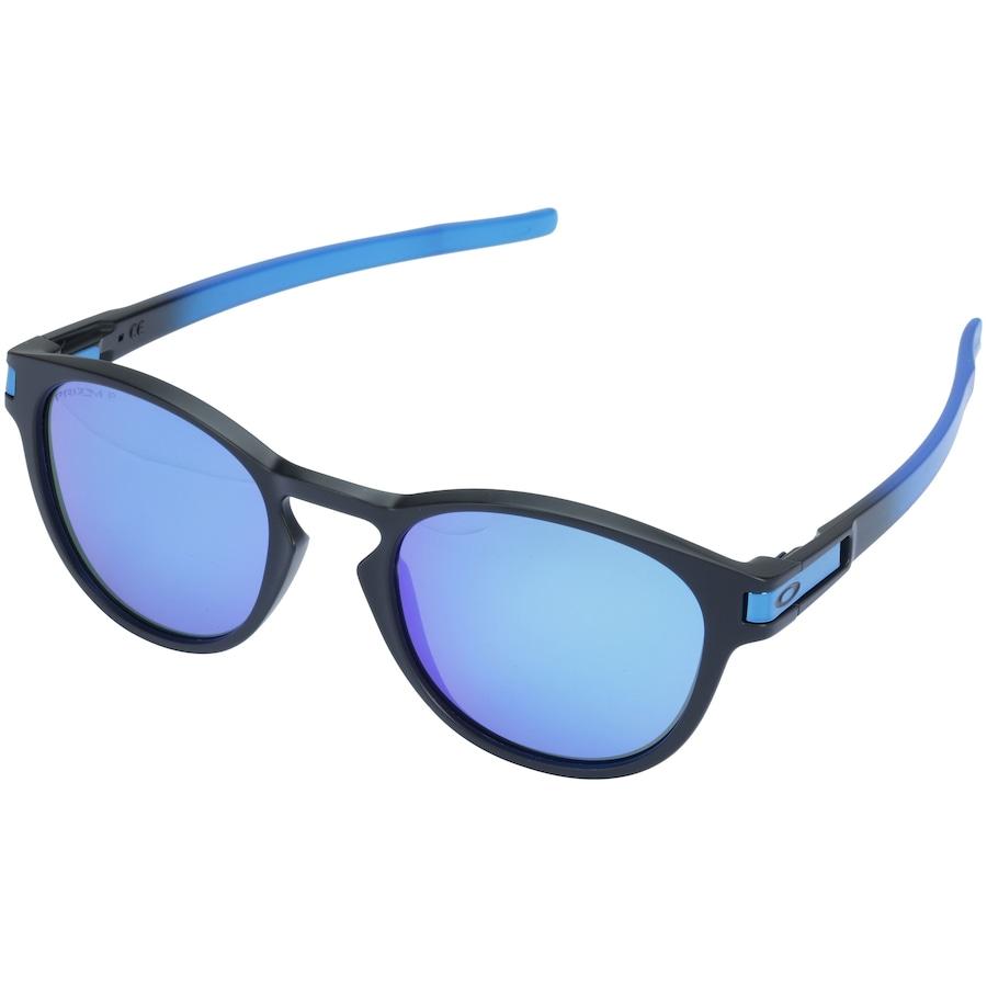 70fd69d7b Óculos de Sol Oakley Latch Prizm Polarizado - Unissex