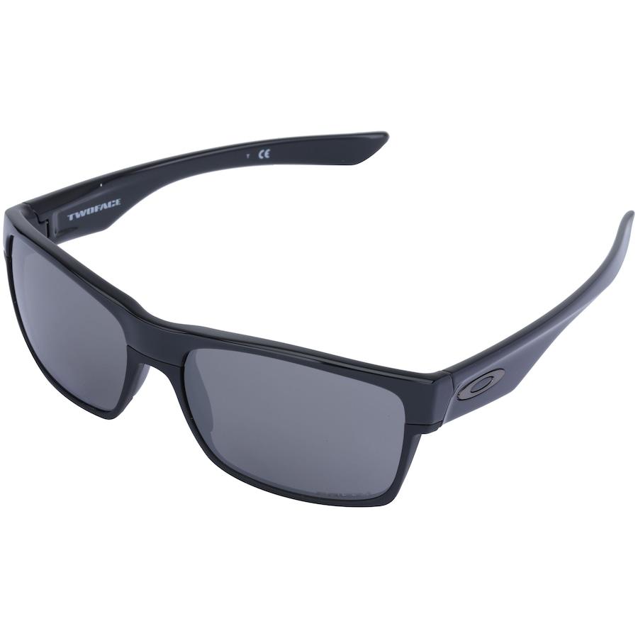 d2f3ca9b01b9c Óculos de Sol Oakley Twoface Prizm - Unissex